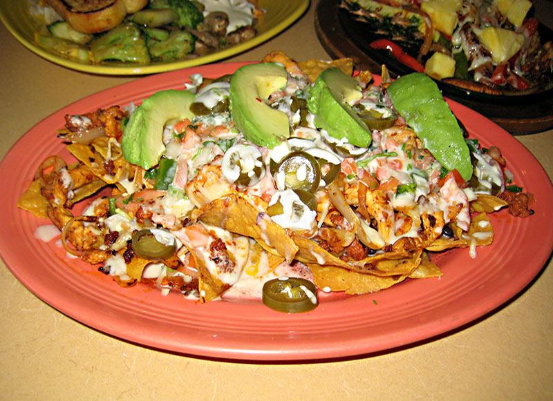 Nachos Supreme Dinner